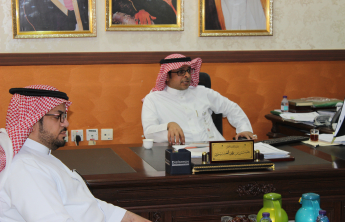 Labor office in Alkharj Welcomes ACC Students
